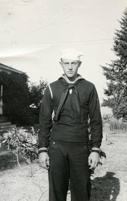 item thumbnail for Max Davis in uniform