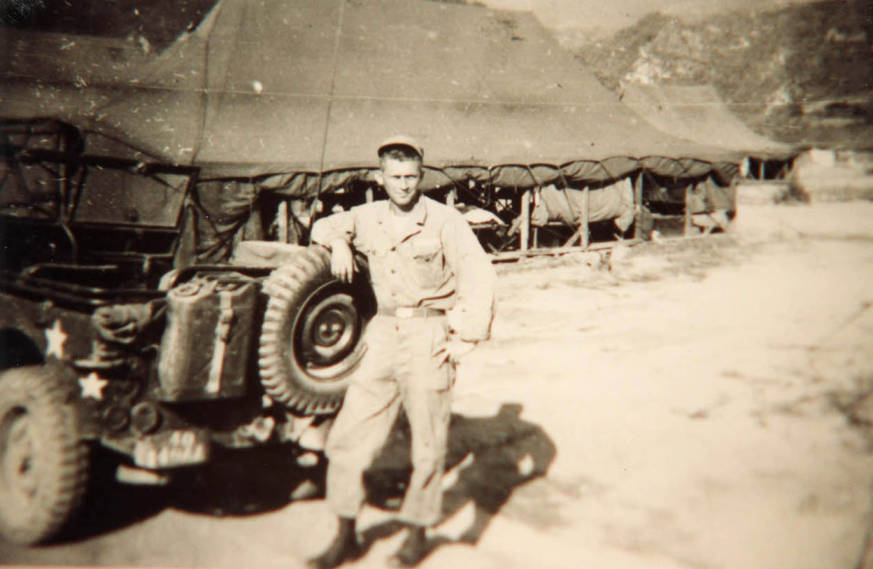 item thumbnail for Norman Soncarty in Korea