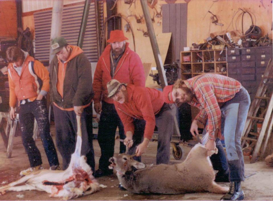 item thumbnail for Deer Hunters