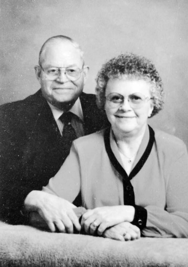 item thumbnail for Dwight and Cleora Nirk Strong portrait