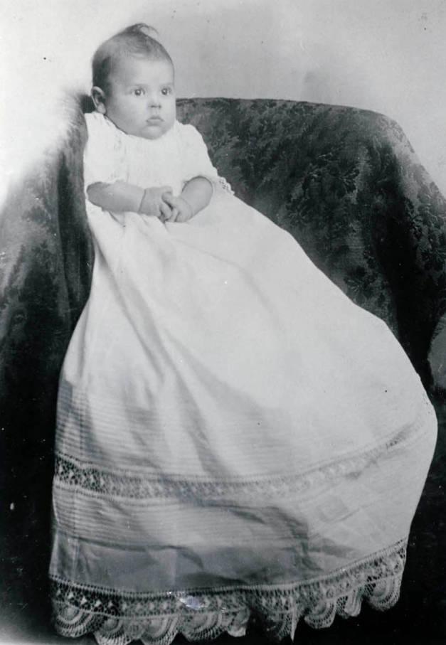 item thumbnail for Durell Irwin Nirk infant portrait