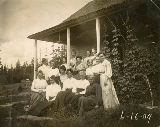 item thumbnail for Ladies of the Clark family