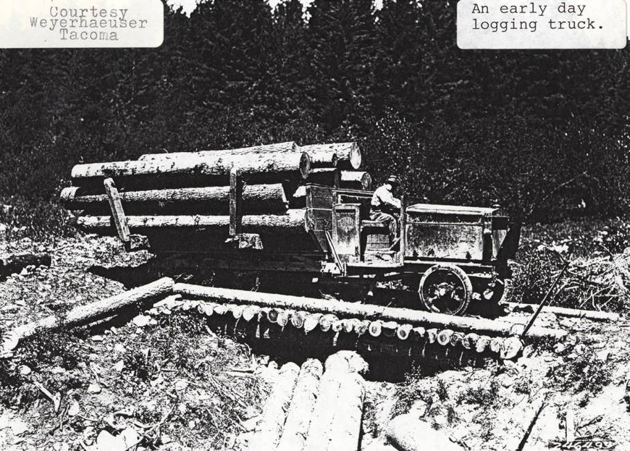 item thumbnail for Logging Truck