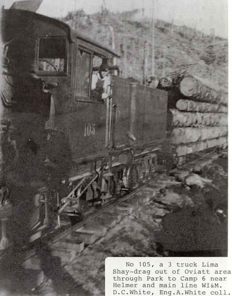 item thumbnail for No. 105 Locomotive