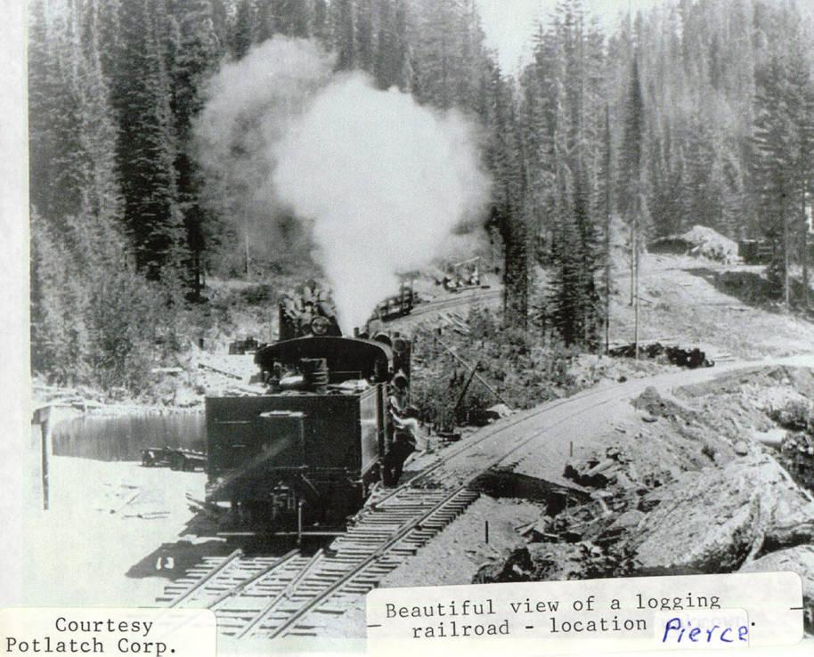 item thumbnail for Logging Railroad