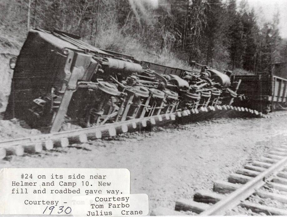 item thumbnail for Train Wreck