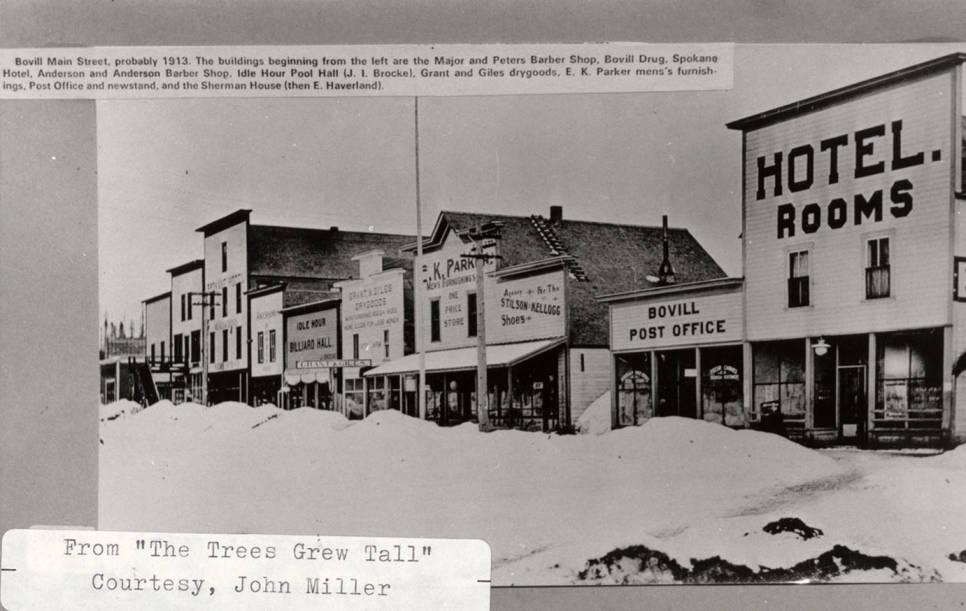 item thumbnail for Bovill Main Street
