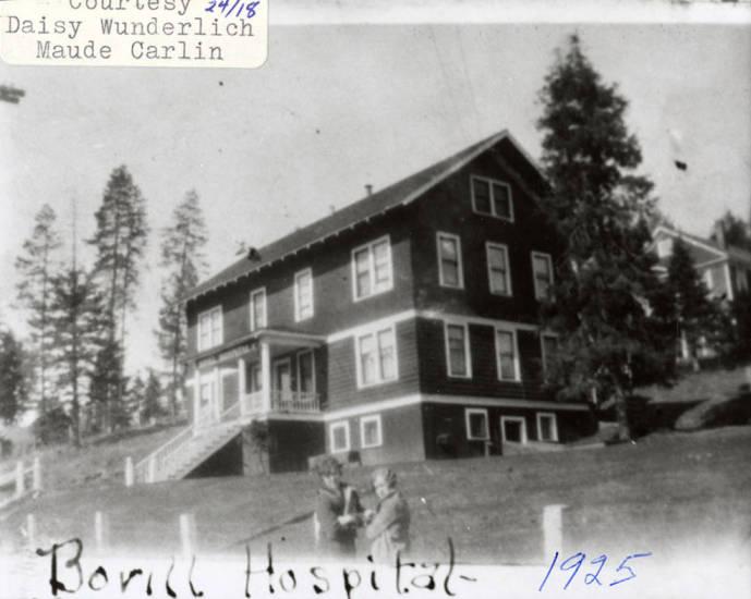item thumbnail for Bovill Hospital