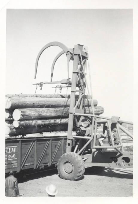 item thumbnail for Lifting Logs