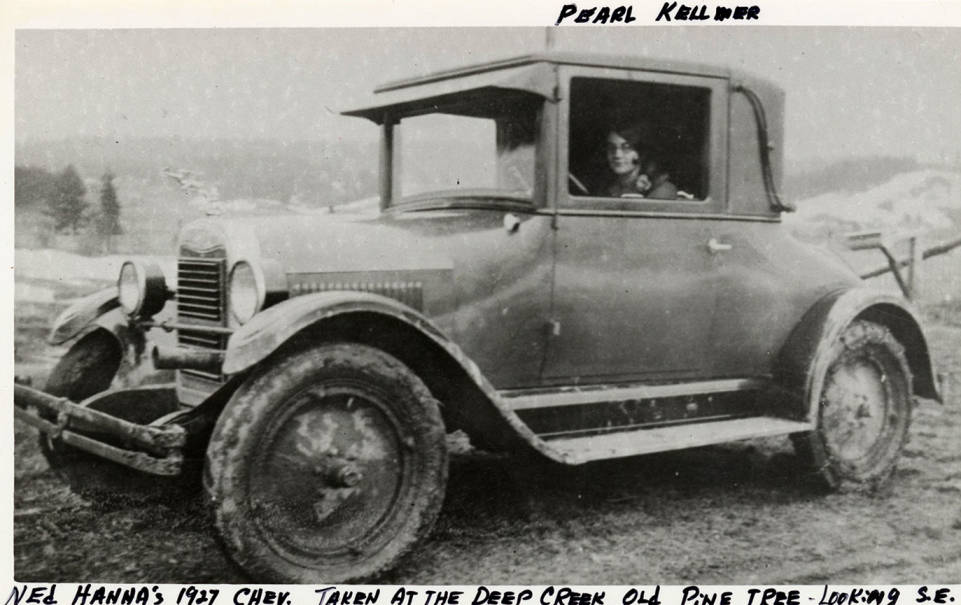 item thumbnail for Ned Hanna's 1927 Chevy