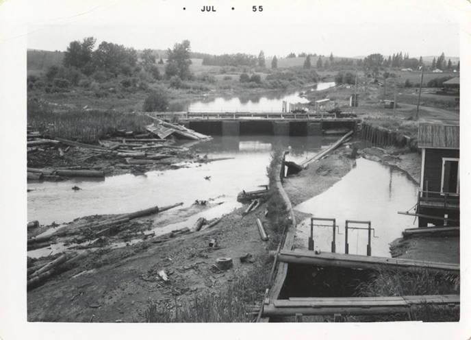 item thumbnail for River Dam