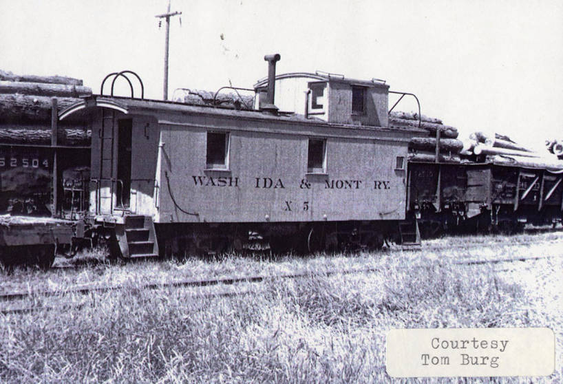 item thumbnail for Railroad Car