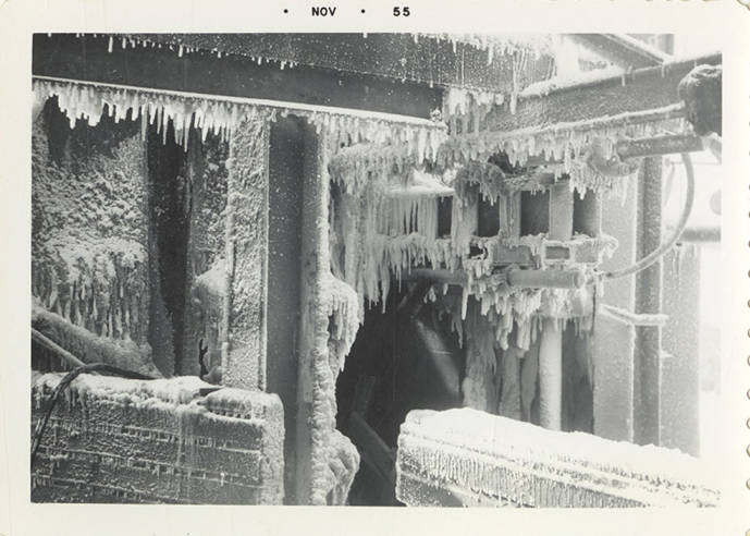 item thumbnail for Frozen Structure