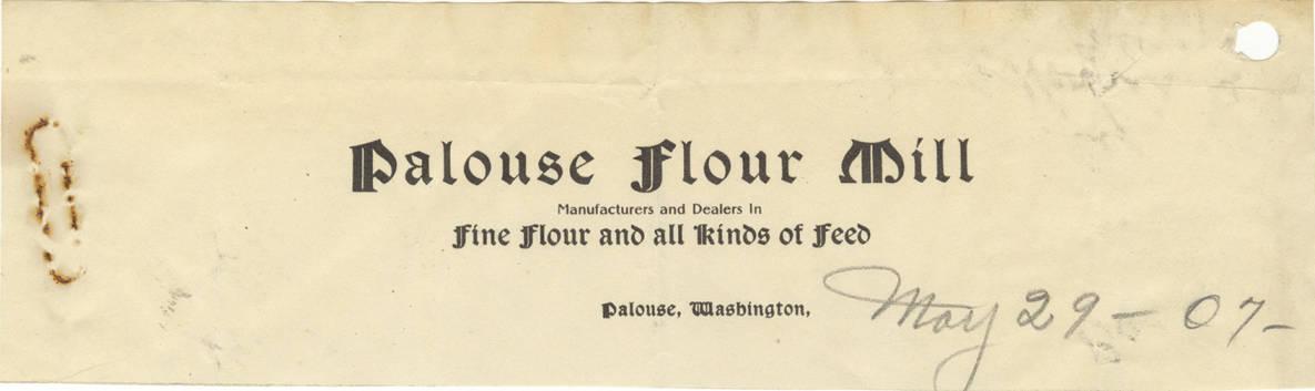 item thumbnail for Palouse Flour Mill