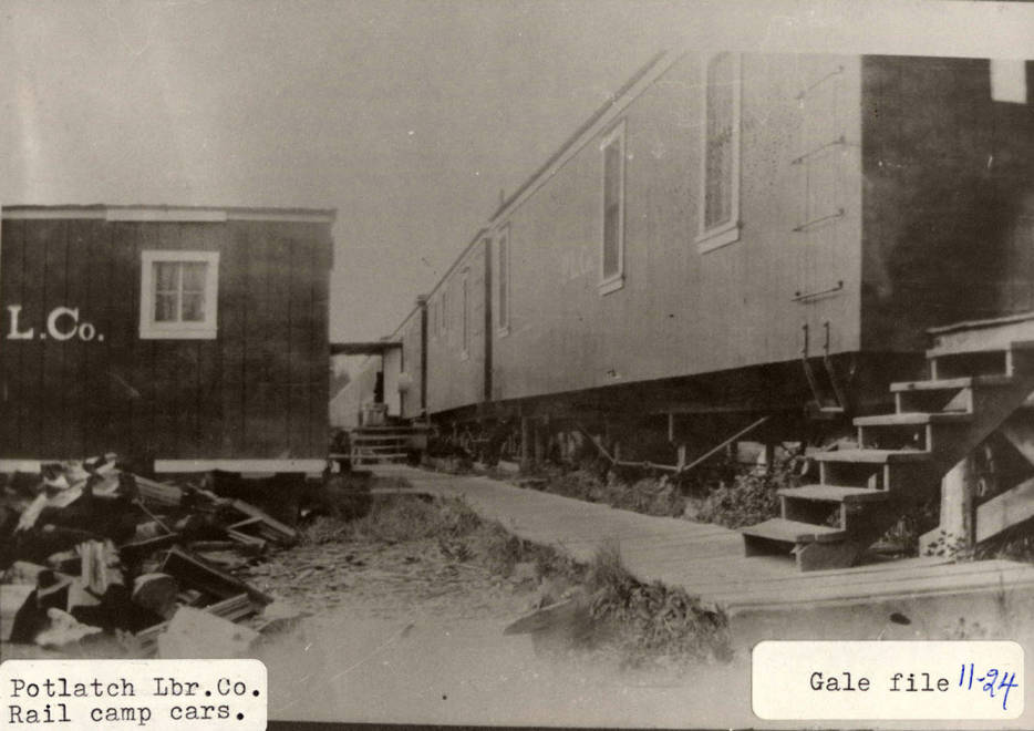 item thumbnail for Rail Camp Cars
