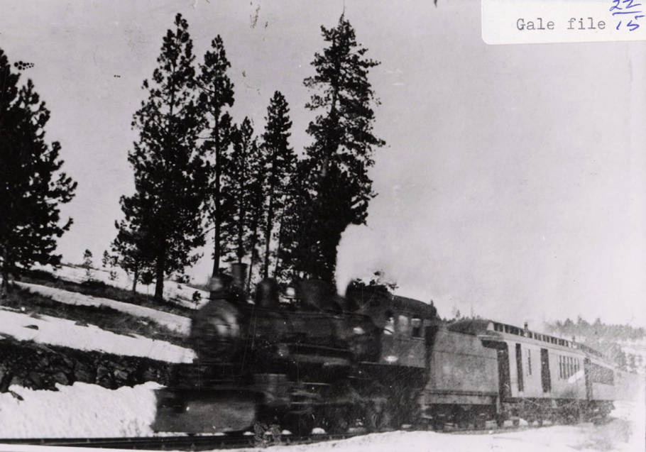 item thumbnail for WI&M Passenger Train
