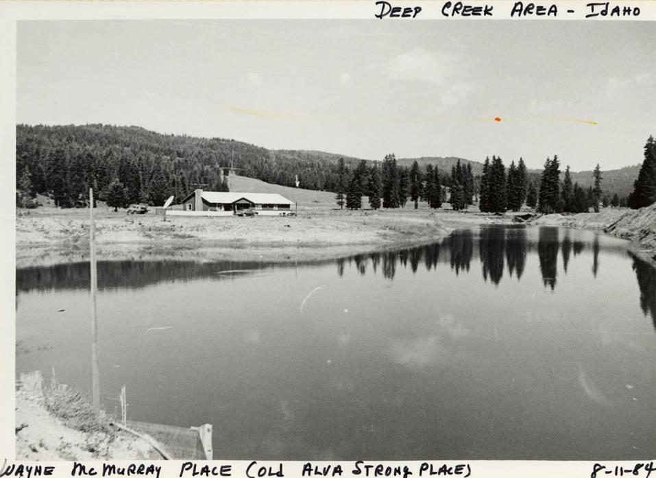 item thumbnail for Wayne McMurray Place Pond