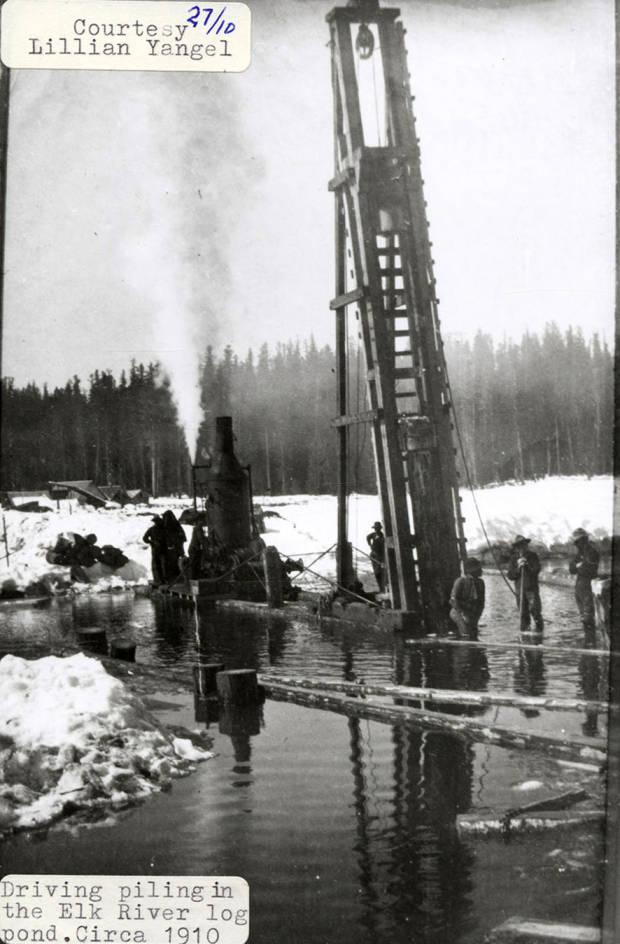 item thumbnail for Elk River Log Pond Driving