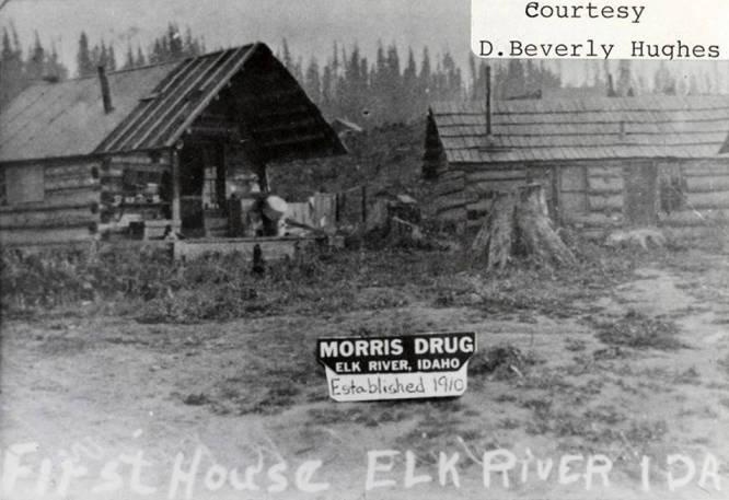 item thumbnail for Elk River's First House Morris Drug
