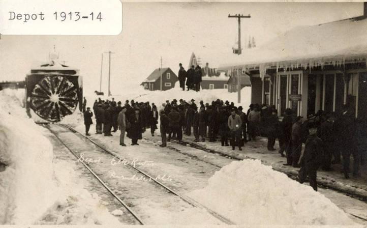 item thumbnail for Elk River Train Depot
