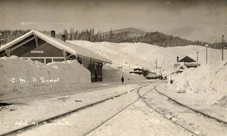 item thumbnail for Elk River C.M.P. Depot