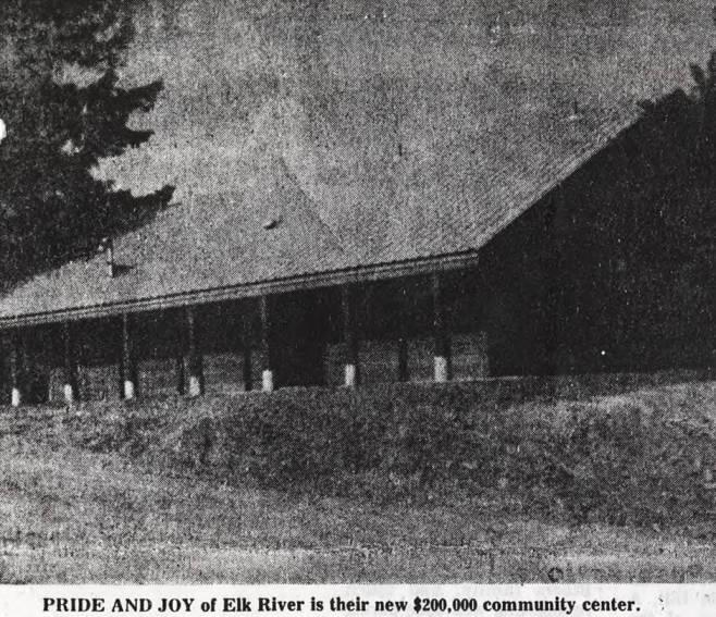 item thumbnail for Elk River Community Center