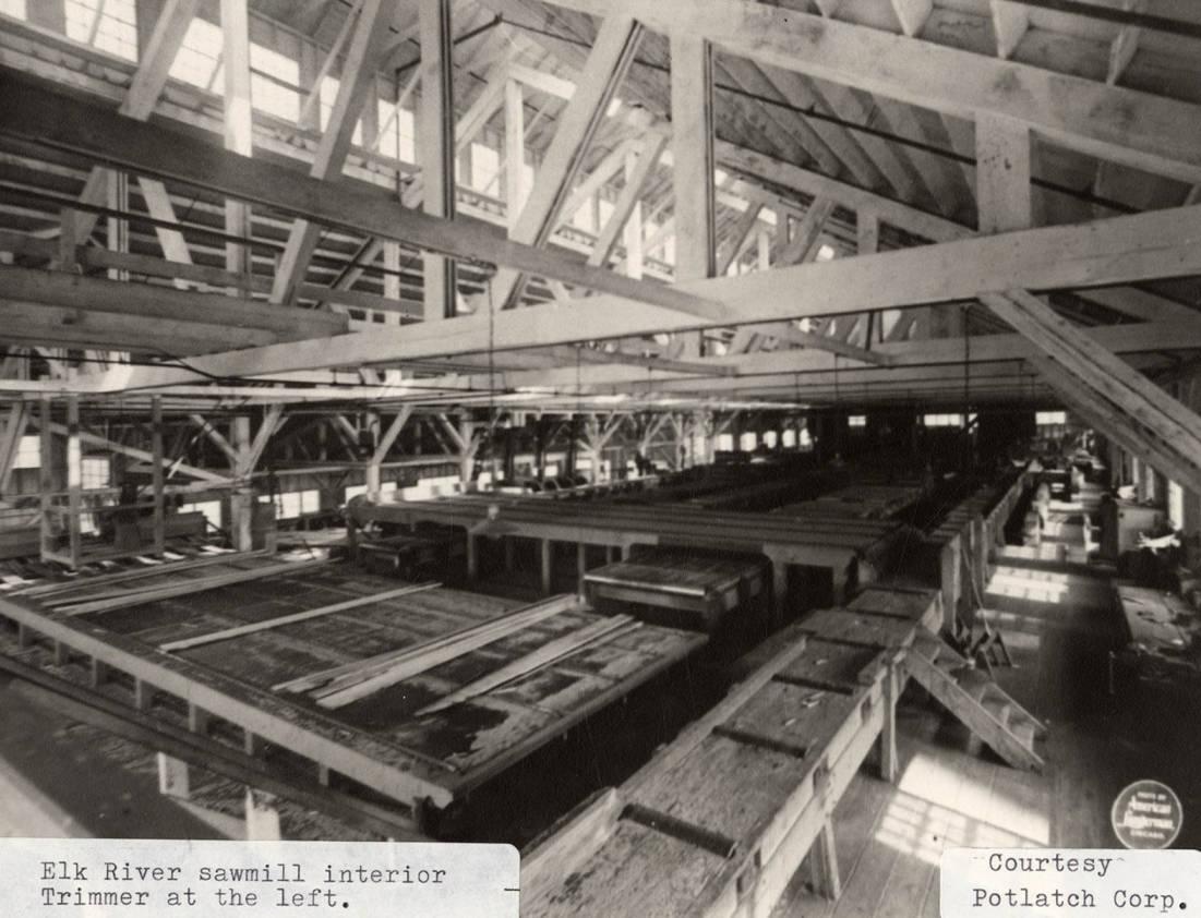item thumbnail for Elk River Sawmill Interior