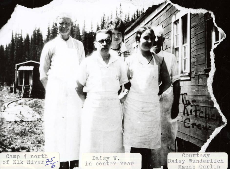 item thumbnail for Elk River Camp 4 Kitchen Crew