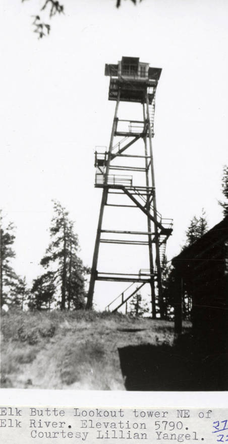 item thumbnail for Elk Butte Lookout Tower