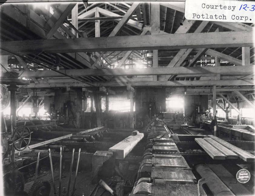 item thumbnail for Sawmill Interior