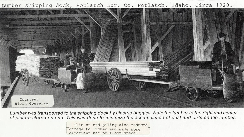 item thumbnail for Lumber Shipping Dock