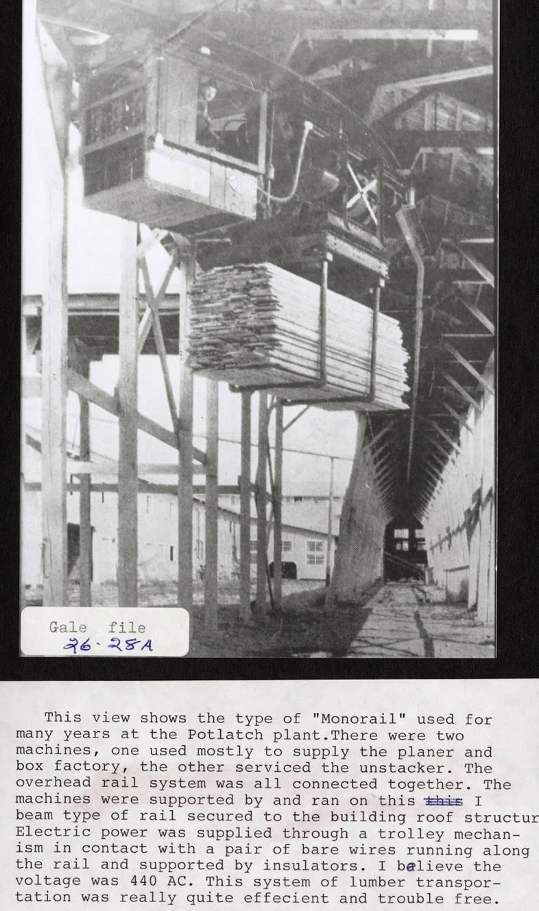 item thumbnail for Lumber Monorail