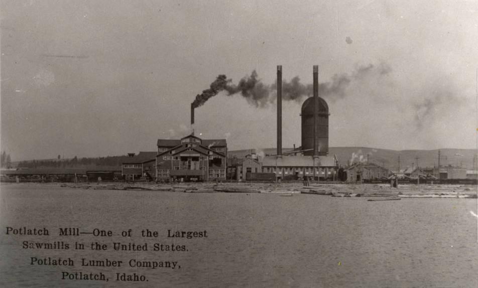 item thumbnail for Potlatch Mill
