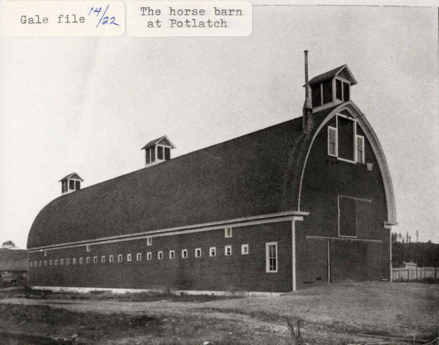 item thumbnail for Horse Barn