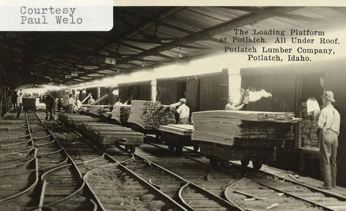 item thumbnail for The Loading Platform