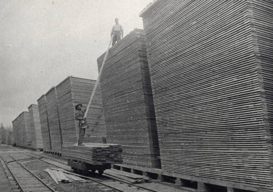 item thumbnail for Lumber Yard