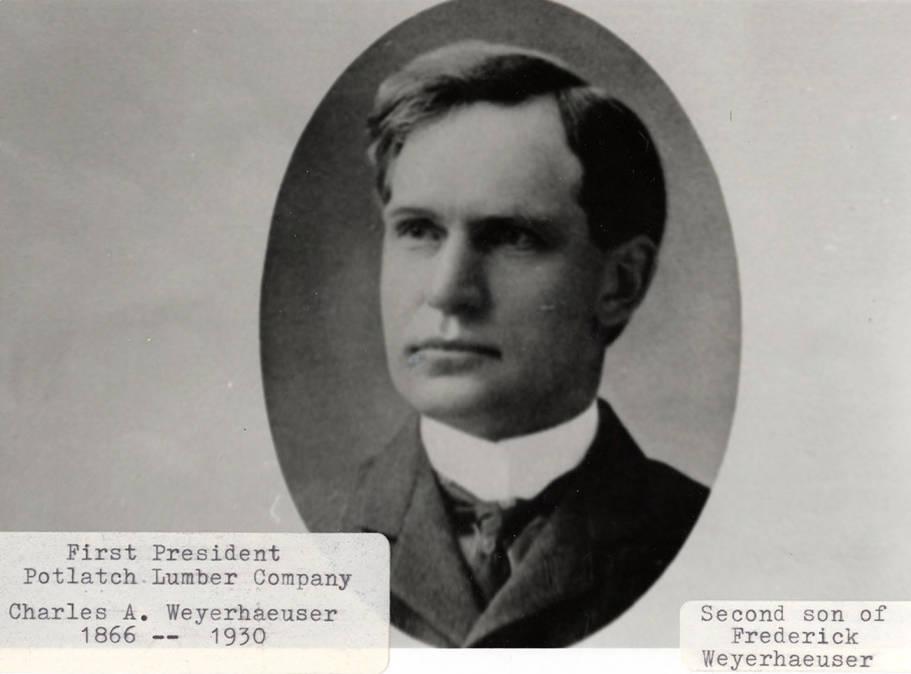 item thumbnail for Charles A. Weyerhaeuser