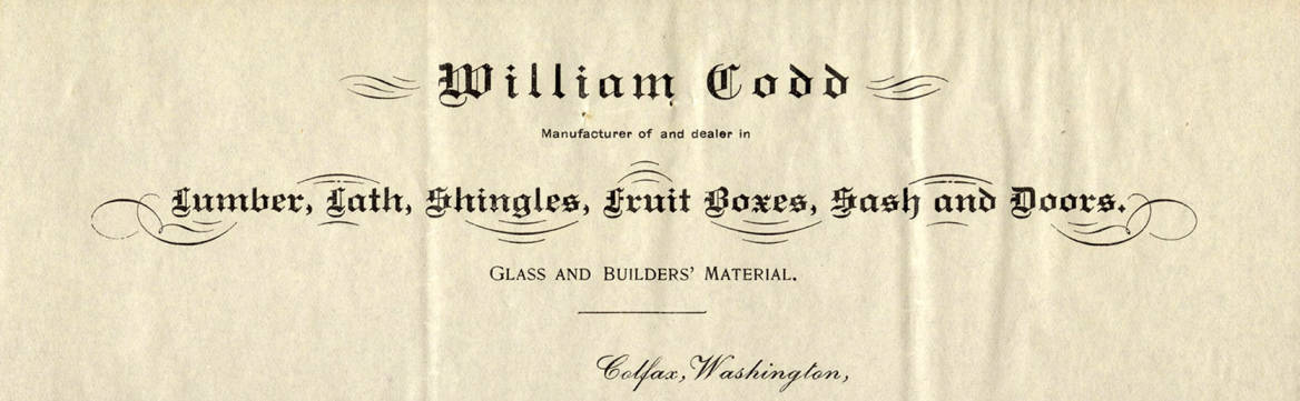 item thumbnail for William Codd