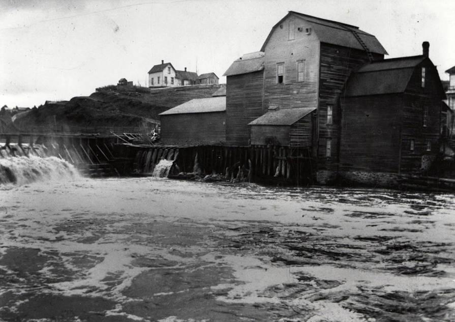 item thumbnail for Palouse River Dam