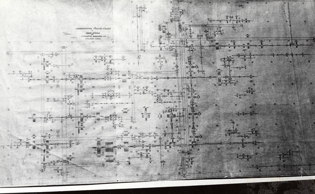 item thumbnail for Machinery Floor Plan
