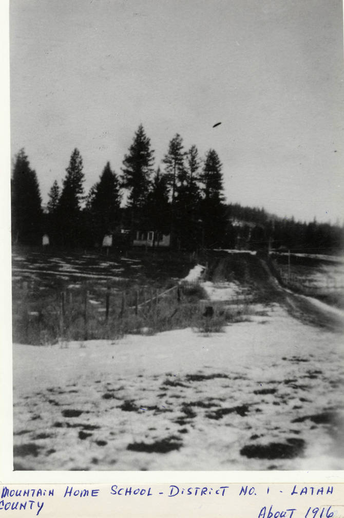 item thumbnail for Mountain Home School of Latah County