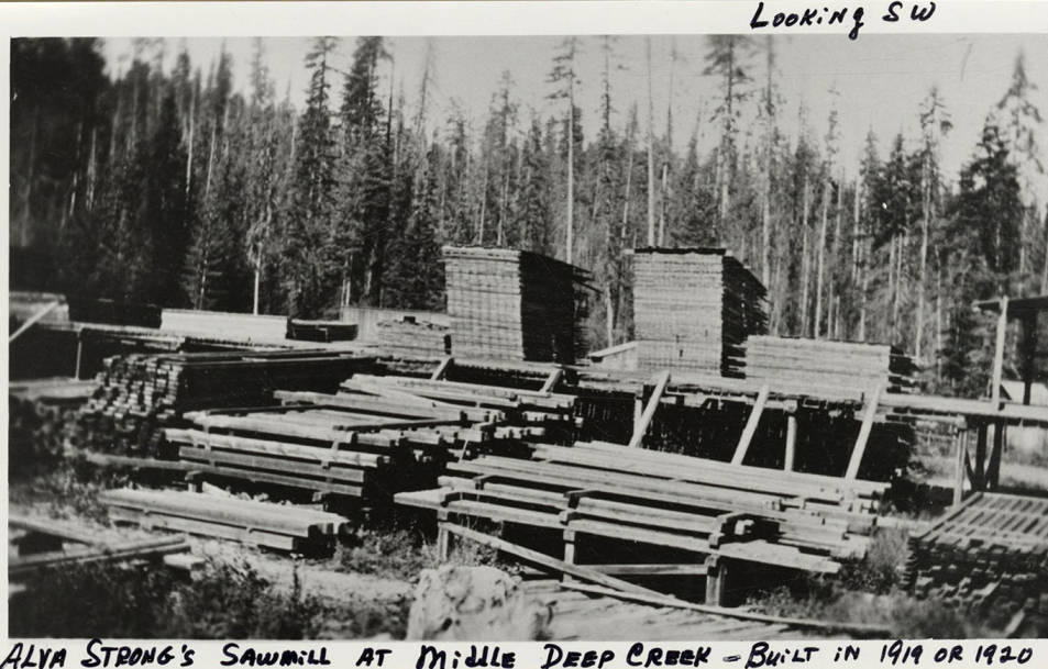 item thumbnail for Lumber at Alva Strong Mill