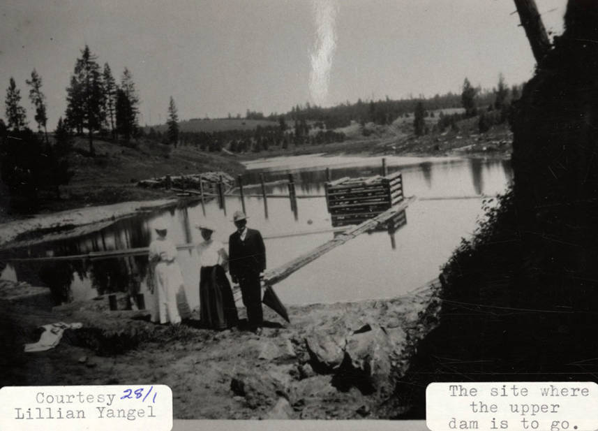 item thumbnail for Rock Creek 'Upper' Dam Site