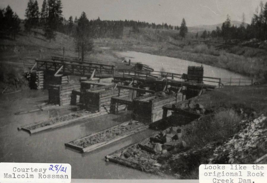 item thumbnail for Rock Creek Dam