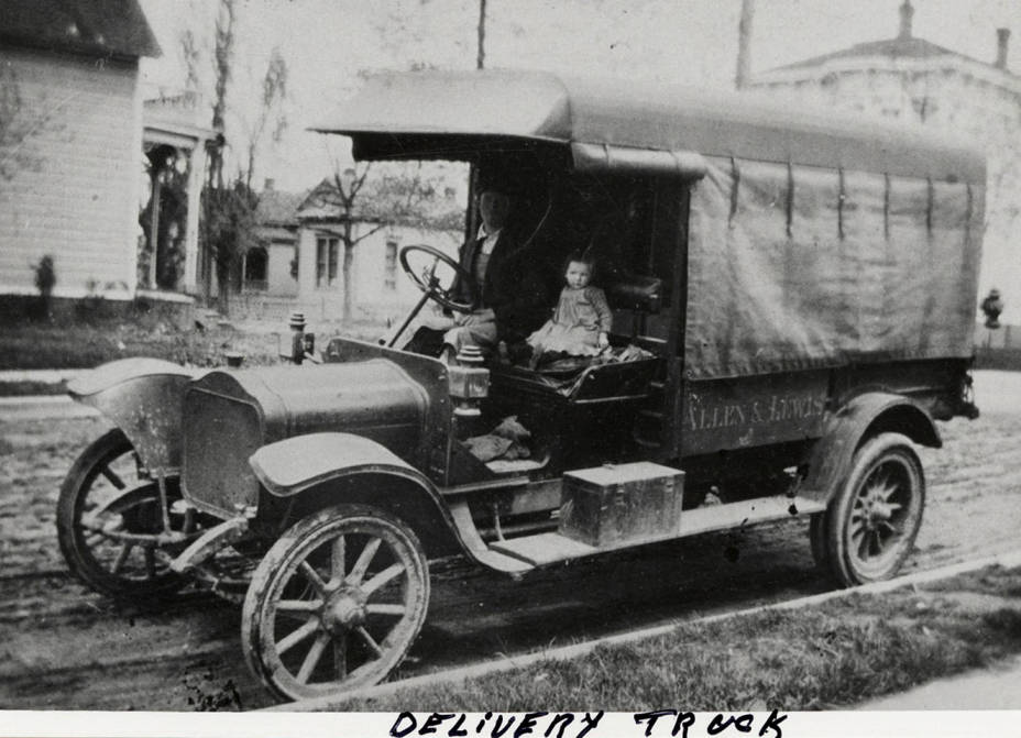 item thumbnail for Delivery Truck