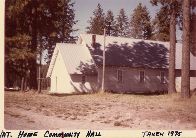 item thumbnail for Mountain Home Community Hall