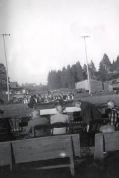 Image of Memorial Day celebration, 1950 [03]