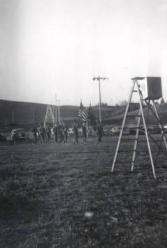Image of Memorial Day celebration, 1950 [06]