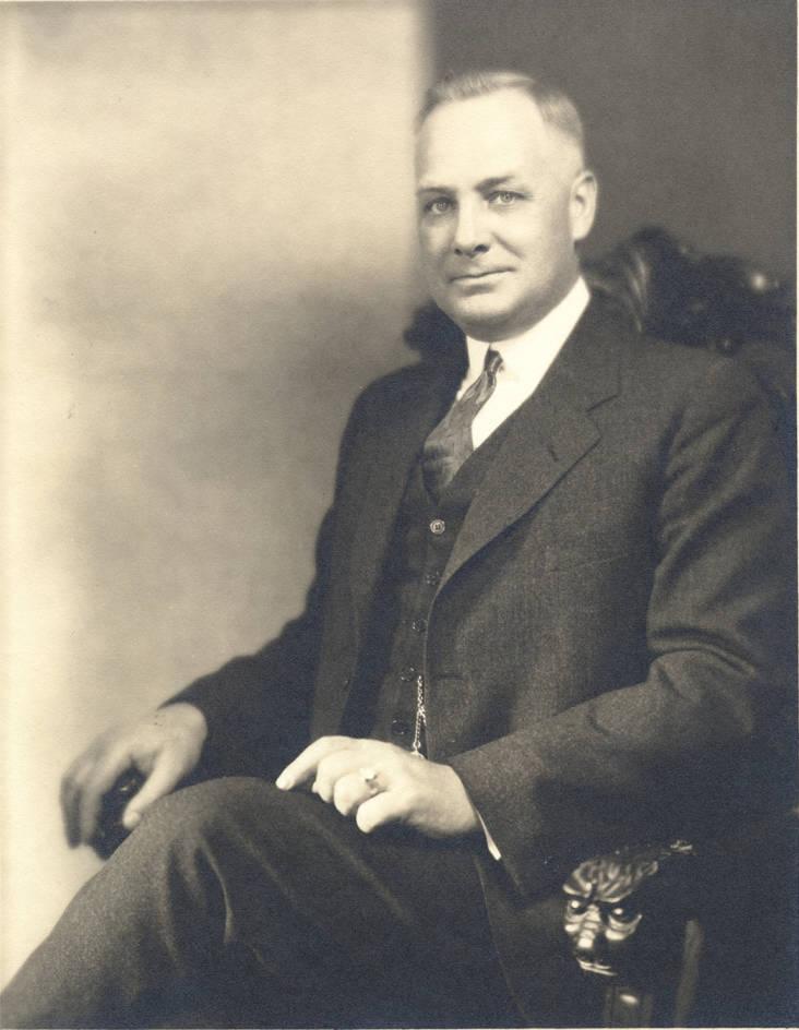 item thumbnail for Portrait of Frank B. Robinson [03]
