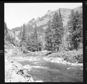 item thumbnail for North Fork of Clearwater River near Elizabeth Creek (Idaho), 1959 [2]